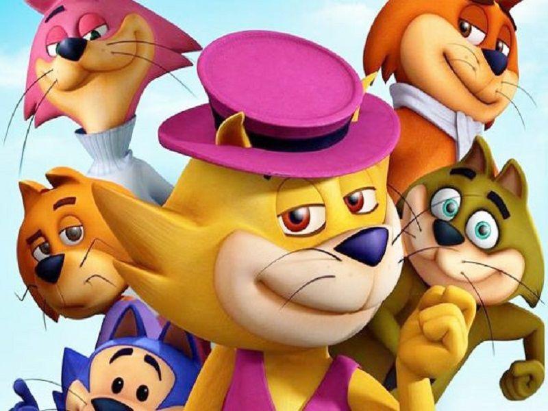 Gatti famosi cartoni animati